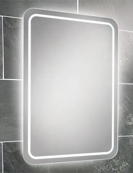 Related HIB Natalia LED Back-Lit Mirror 500 x 700mm - 64154395
