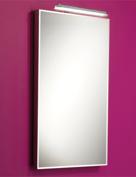 Image of HIB Cappi Low-Energy Studio LED Illuminated Mirror 400 x 600mm