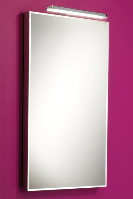 Large Image of HIB Cappi Low-Energy Studio LED Illuminated Mirror 400 x 600mm
