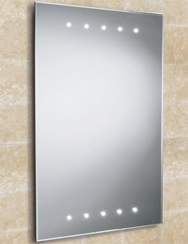 Duna LED Bathroom Mirror 500 x 700mm - 73104195