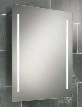 Related HIB Casey Fluorescent Back-Lit Mirror 600 x 800mm - 77309000