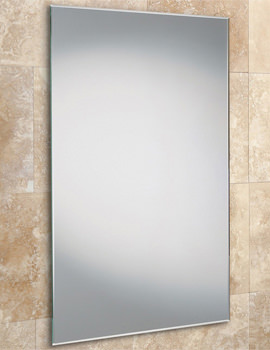 HIB Fili Slimline Mirror With Bevelled Edges 400 x 800mm -76030000