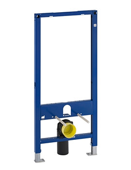 Related Geberit Duofix Frame H112 For Wall Hung WC - 111.321.00.1