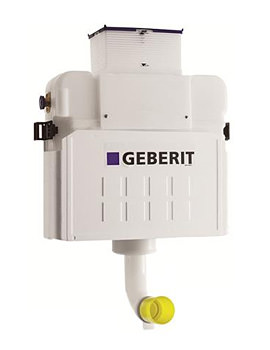 Related Geberit Kappa Concealed Cistern 15cm UP200 With Extended Flush Pipe