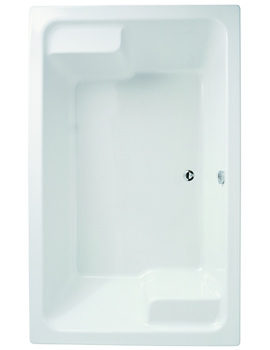 Related Adamsez Grenada Large Double Ended 1920 x 1200mm Inset Bath