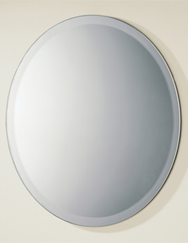 Rondo Circular Mirror With Wide Bevelled Edge - 61504000