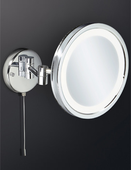 Halo LED Back-Lit Magnifying Bathroom Mirror - 29200