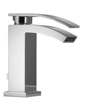 Related Porcelanosa Noken Imagine Single Lever Bidet Mixer Tap With Pop-Up Waste