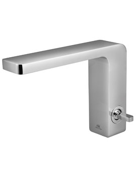 Noken Lounge Single Lever Chrome Basin Mixer Tap