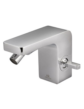 Porcelanosa Noken Lounge Single Lever Chrome Bidet Mixer Tap