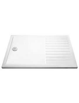 Acrylic Walk-In 1400 x 900mm Rectangular Shower Tray