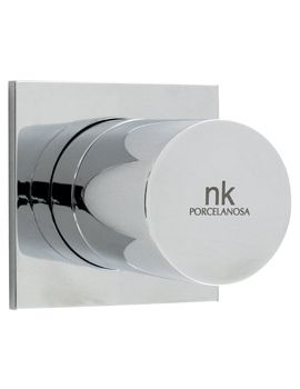 Related Porcelanosa Noken Giro Concealed Wall Mounted Diverter Valve