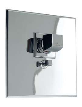 Noken Dune Concealed Single Lever Shower Valve With Diverter