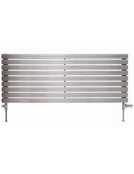 Ferrara 2000mm High Stainless Steel Radiator