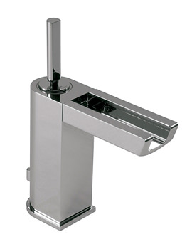 Noken Nora Single Lever Basin Mixer Tap And Waste Set