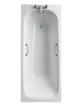 Armitage Shanks Sandringham 21 Water Saving Bath With Handgrips