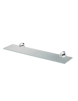 Ideal Standard IOM 600mm Frosted Glass Shelf - A9124AA
