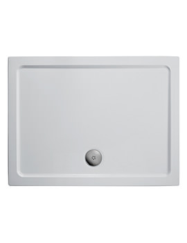 Ideal Standard Simplicity 1600 x 800mm Low Profile Flat Top Tray