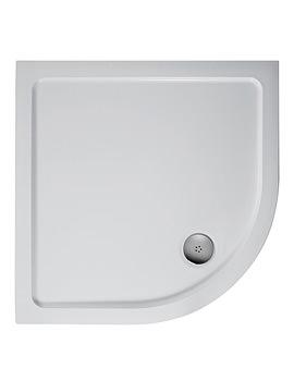 Ideal Standard Simplicity 900mm Quadrant Low Profile Flat Top Tray