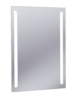 Bauhaus Elite Illuminated LED Back Lit Mirror 700 x 1000mm - ME10070A