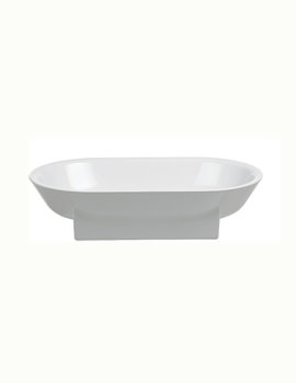 Bauhaus Dayatona 600mm Countertop Basin - CT6035URW