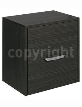 Bauhaus Essence 500mm Single Door Storage Unit Anthracite - ES5035FAN