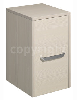 Bauhaus Essence 300mm Single Door Storage Unit Glacier - ES3035FGL