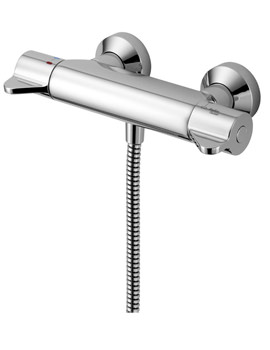Armitage Shanks Contour 21 Exposed Thermostatic Bar Shower Valve