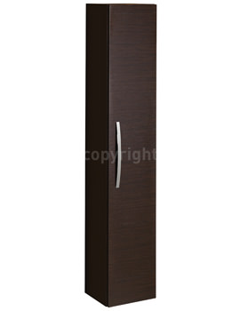 Bauhaus Stream Tower Storage Unit 300 x 1600mm Wenge - ST3016WN