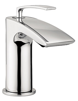 Crosswater Essence Mini Basin Monobloc Mixer Tap - ES114DNC