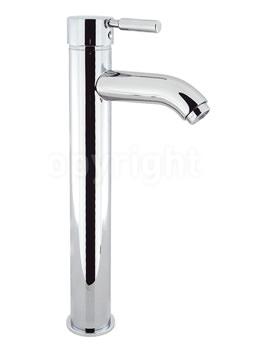 Related Crosswater Design Tall Monobloc Basin Mixer Tap - DE112DNC
