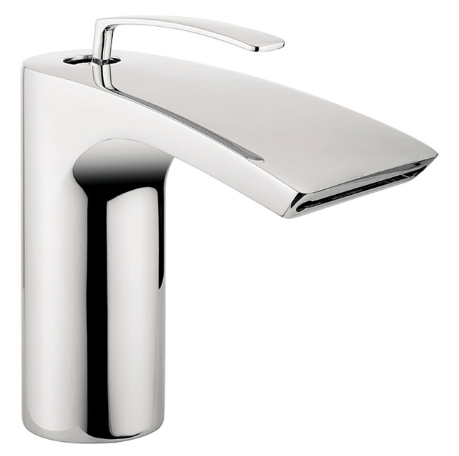 Large Image of Crosswater Essence Monobloc Bath Filler Tap - ES310DC