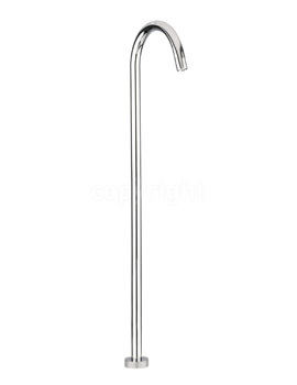 Design Floor Standing Bath Spout - DE0370FC