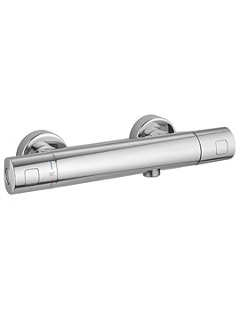 Central Exposed Thermostatic Shower Valve - EV1215EC