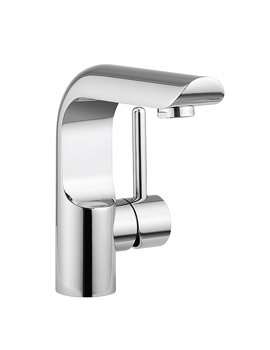 Elite Monobloc Basin Mixer Tap Chrome - EL110DNC