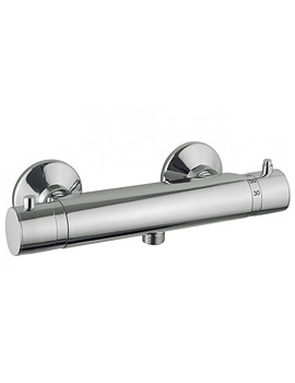 Related Crosswater Kai TMV2 Thermostatic Shower Valve Exposed - EV1252EC