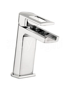 Related Crosswater Shoot Mini Monobloc Basin Mixer Tap - SM114DNC