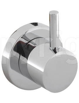 Kai Lever 4 Way Wall Mounted Diverter Valve - KL0007WC