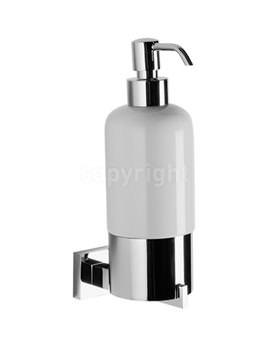 Zeya Ceramic Soap Dispenser - ZE011C
