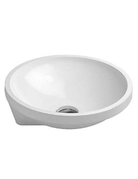 Architec 400mm Undercounter Vanity Basin - 0463400000