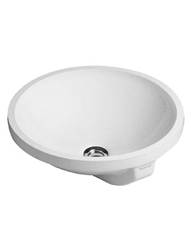Architec 400mm Undercounter Ground Vanity Basin - 0468400022
