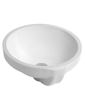 Duravit Architec 325mm Undercounter Vanity Basin - 0319320000