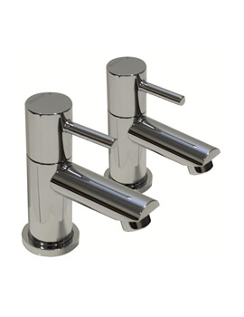 Blitz Basin Taps Chrome - BTZ 1-2 C