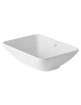Bacino 550mm Rectangular Wash Bowl