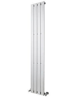 Related Lauren Flat Panel Vertical Radiator Chrome 300 x 1800mm - MTY106
