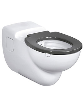 Contour 21 HTM64 Rimless Wall Mounted WC Pan 700mm