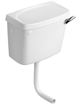 Related Armitage Shanks Low Level Compact Lever Type Cistern For WC