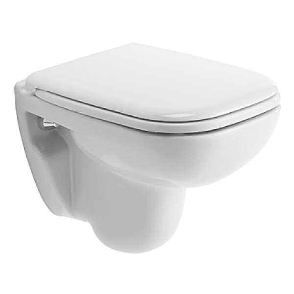 Duravit D-Code 350x480mm Compact Wall Mounted Toilet - 22110900002