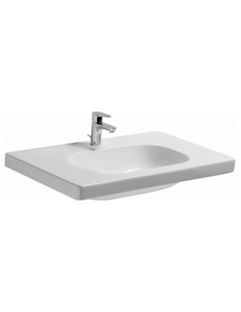 Duravit D-Code 850 x 480mm Furniture Basin Med - 03528500002