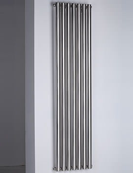 MHS Arc Single Designer Radiator 250 x 1800mm - ARS 03 1 180025